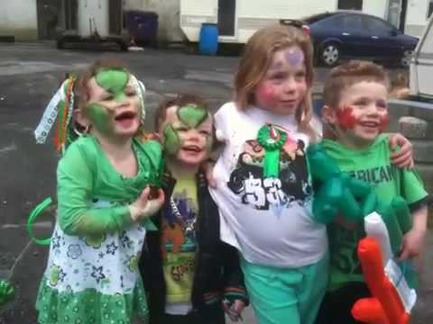 Irish Traveller Children