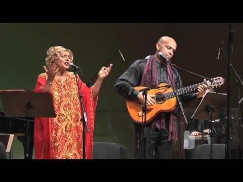 FEL SHARA/ YODUCHU RAYONAI  Gerard Edery and Maria Krupoves with the Klaipeda Chamber Orchestra