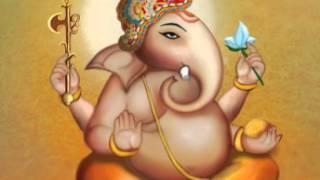 Download Hindi Video Songs - Ganesh Aarti HINDU GOD GANESH MANTRA | Ganesha Kakad Aarti