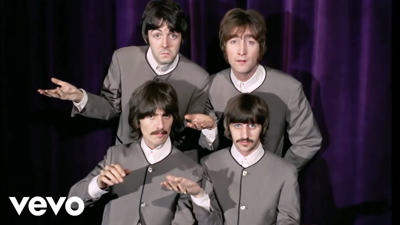 The Beatles - Hello, Goodbye - YouTube