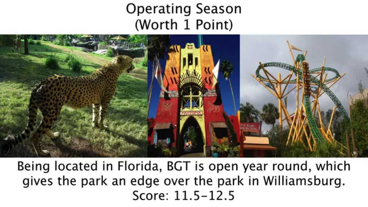 Is Busch Gardens Williamsburg Open Year Round Garden Ftempo