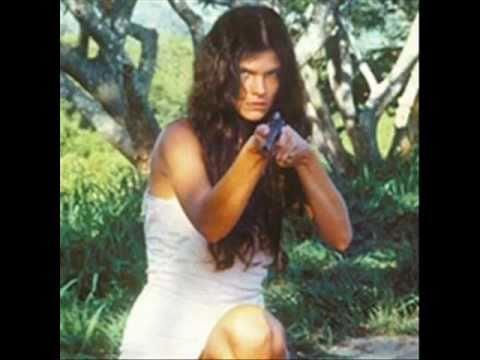 Novela pantanal Marcos Winter e Cristiana Oliveira