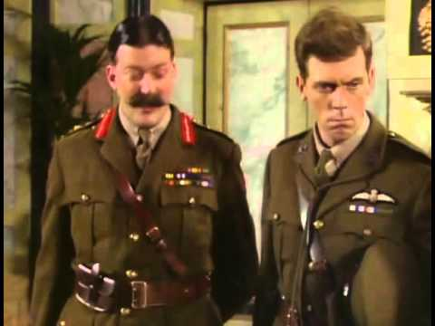 Advanced World War I Tactics with General Melchett