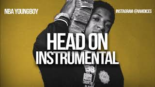 NBA Youngboy Head On ft. Kevin Gates Instrumental Prod. by Dices *FREE DL*