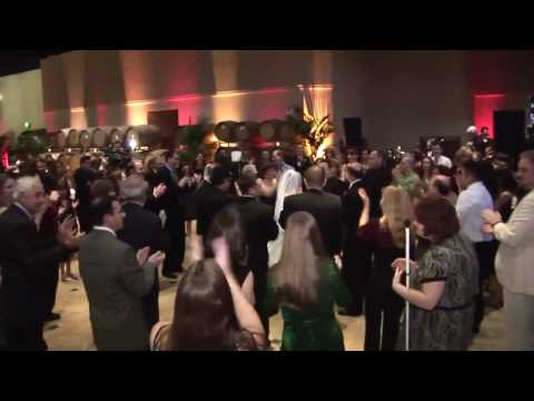 Jewish Chair Dance At Our Wedding HD