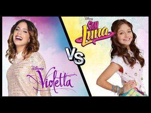 Soy Luna Vs Violetta | Part 9 | Abracachasyde