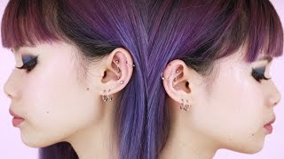 Advice to Know Before and After Getting Pierced | & My New Piercings