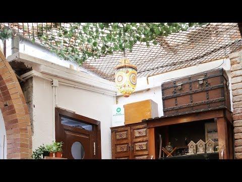 Lunch At El Patio De Mi Casa Restaurant In Barcelona
