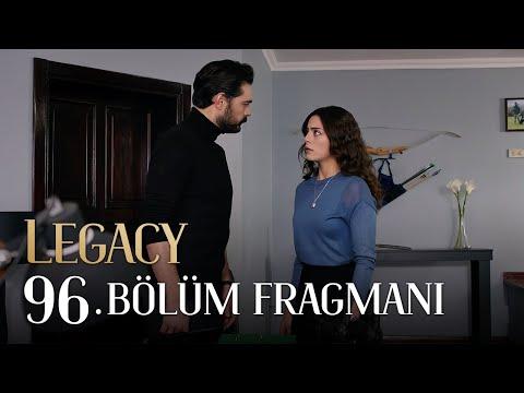 Emanet 96. Bölüm Fragmanı   Legacy Episode 96 Promo