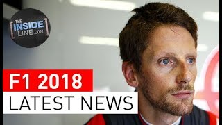 WEEKLY FORMULA 1 NEWS (15 MAY 2018)