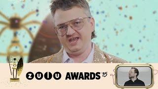 Zulu Awards 2015 - Tonni Bonde om Tomgang