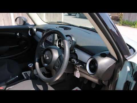 GU63CZV MINI FIRST 1.6  Hatchback 3dr Petrol Manual Stereo, CD Input, AUX Input, NO ULEZ CHARGE.