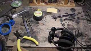 Сделай сам: замена штекера (джека) наушников Koss Porta Pro  DIY: how to repair headphones jack