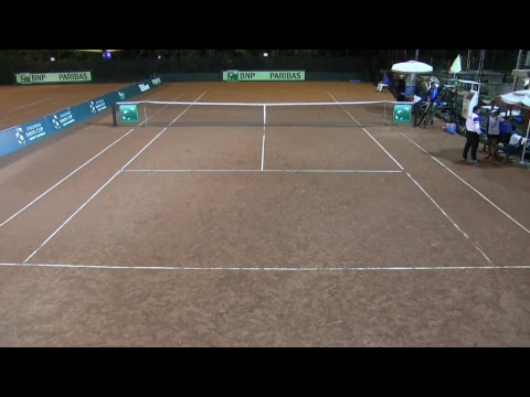 Junior Fed Cup by BNP Paribas Finals - Court 9