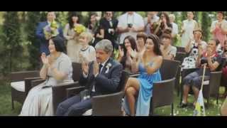 Свадебный клип. Свадьба Евгения и Олеси