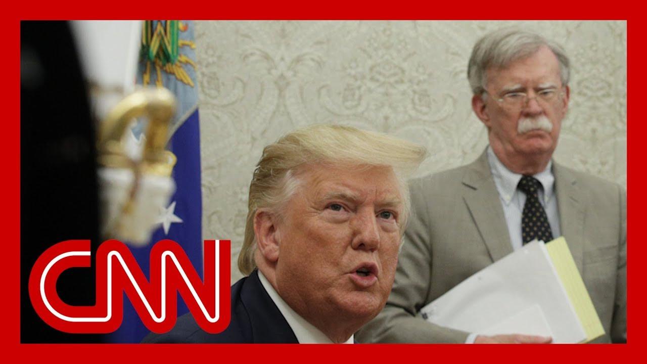 "John Bolton's New Book ""The Room Where It Happened"" Draws ..."