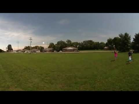 Total Solar Eclipse – 360-Degree Video – Hopkinsville, KY – Aug 21 2017