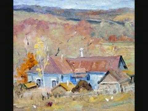 Visions of my Home: Valery Badakva, Russian Artist