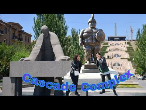 Armenia: Yerevan | Cascade Complex