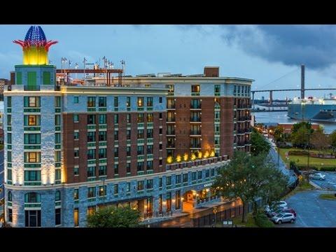 Homewood Suites Savannah Historic District/Riverfront - Savannah Hotels, Georgia