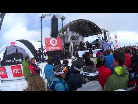Gotthard Top Of The World Live rock the piste 2016 suisse