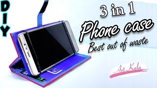 how to make phone case at home | DIY | Artkala 141
