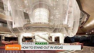 Vegas Has Never Been More Popular: Cosmopolitan's Unwin