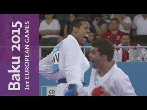 DAY 1 Replay | Karate & Table Tennis | Baku 2015 European Games