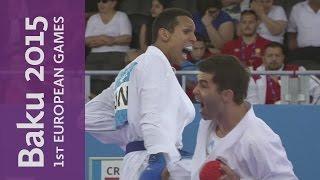 DAY 1 Replay | Karate & Table Tennis | Baku 2015 European Games