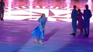 Ледовый балет «Золушка» с Татьяной Навкой и Петром Чернышевым