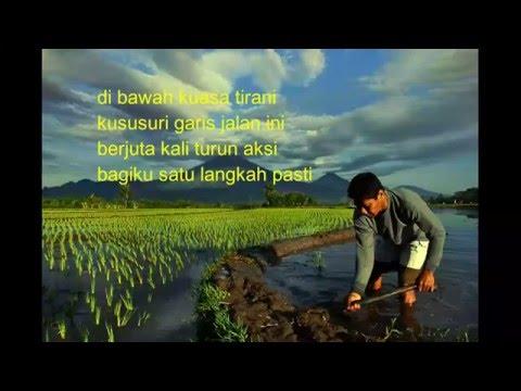 Marjinal - Buruh Tani lirik