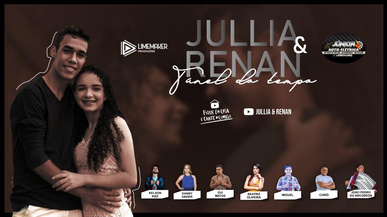Download JULLIA & RENAN // TÚNEL DO TEMPO // LIVE