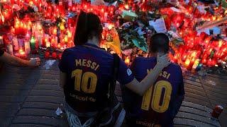 Espanha rende homenagem às vítimas
