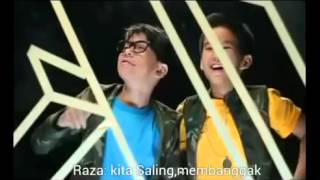 Sahabat Best Friend Forever lyrics by super 7
