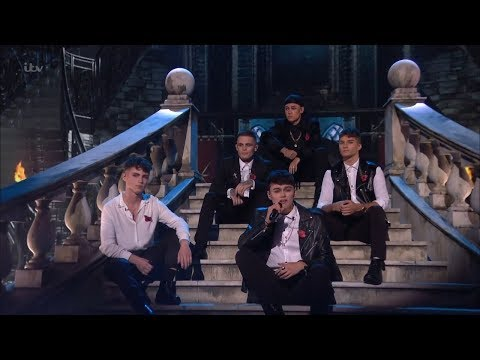 The X Factor UK 2018 United Vibe 5 Live Shows Round 3 Full Clip S15E19