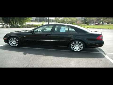 For sale 2007 mercedes benz e class e550 only 42k miles for 2007 mercedes benz e550
