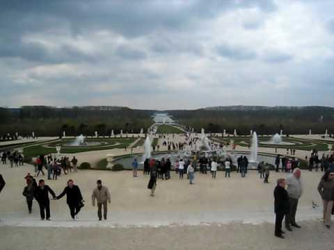 Versailles Garden.AVI