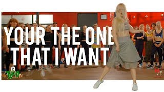 GREASE - You're The One That I Want |Choreography with Nika Kljun