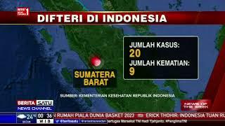 Download Video News of The Week: Difteri Serang 20 Provinsi MP3 3GP MP4