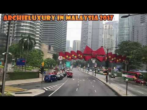 MALAYSIAN KUALA LUMPUR CITY BUS TOUR - 30 min tour (no commentary)