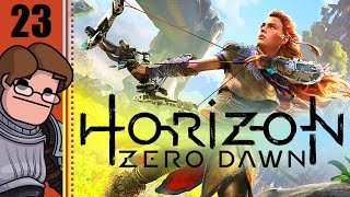 Let's Play Horizon Zero Dawn Part 23 (Patreon Chosen Game)
