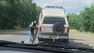 Los Lunas police make more traffic stops in hopes of curbing crime