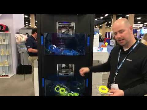 Continuous Build 3D Printer Demonstrator