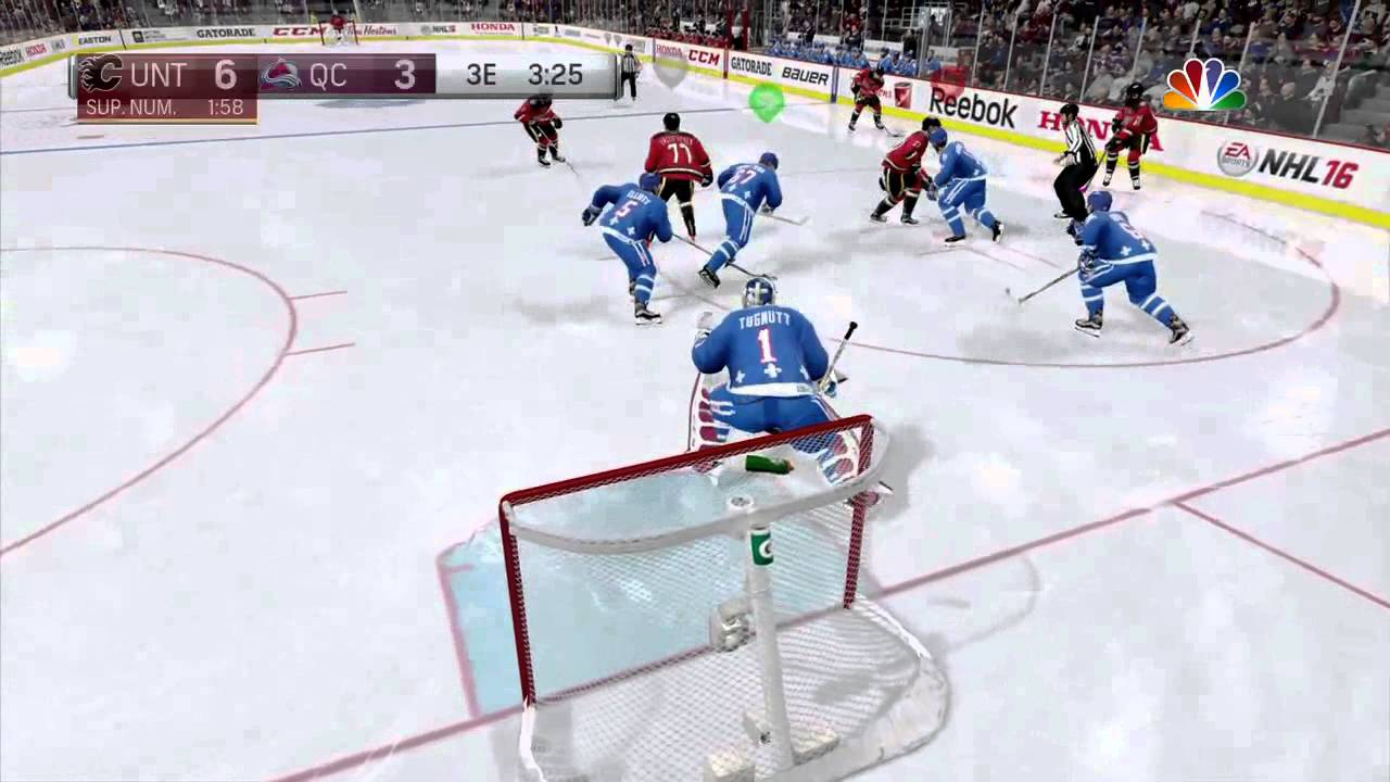 d37fb01f2 2016 Quebec Nordiques - Big save from Ron Tugnutt - YouTube