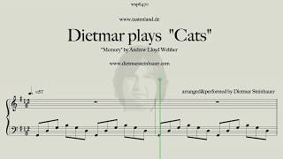 "Download Dietmar plays ""Cats""  -  Memory by Andrew Lloyd Webber Mp3 and Videos"
