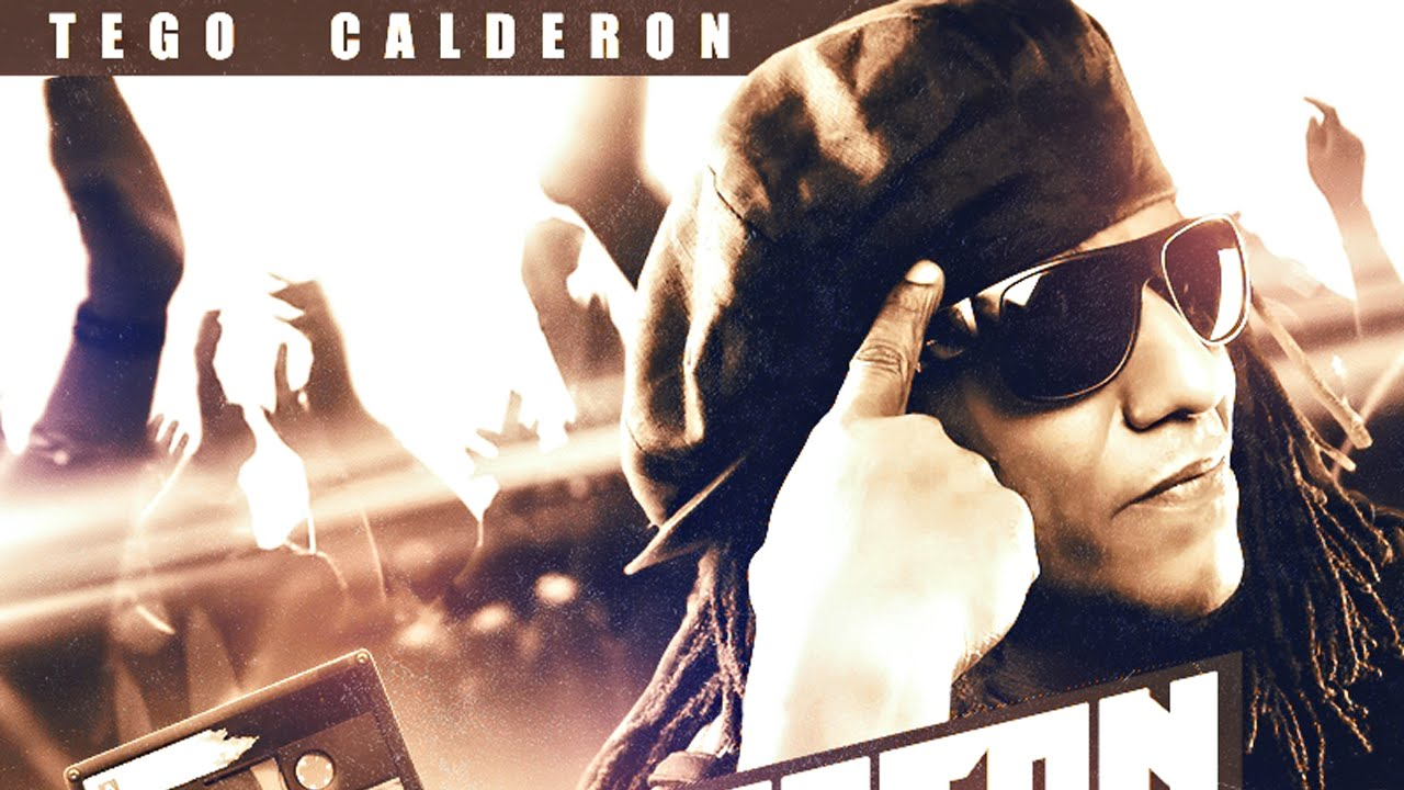 Tego Calderon El Reggaeton No Pasa De Moda Official Audio 2016 Youtube