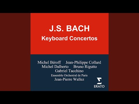 Concerto in D minor for 3 keyboards, BWV1063: III. Allegro mp3
