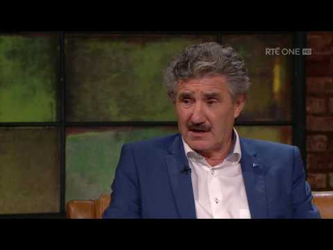 John Halligan on Repealing the Eight Amendment | The Late Late Show | RTÉ One