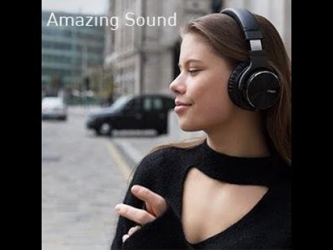 COWIN E7 PRO 2018 Upgraded Active Noise Cancelling Headphone Bluetooth  Headphones