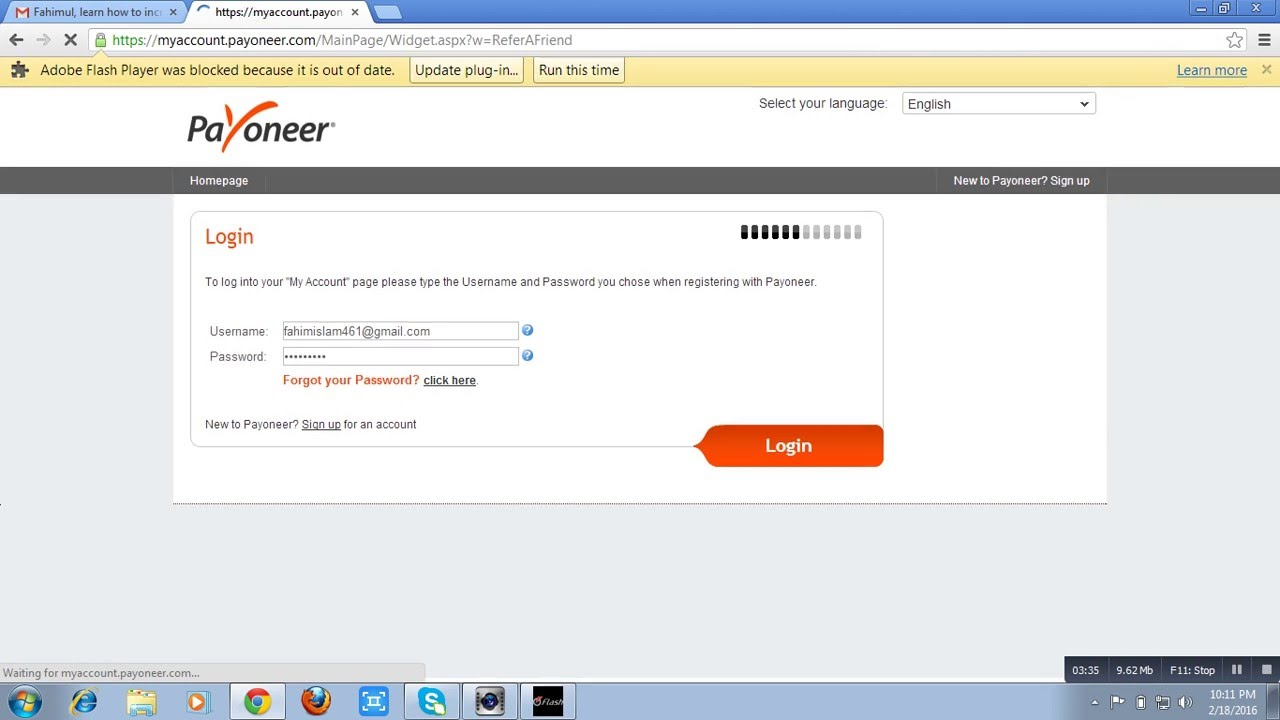 Reward From - How Payoneer Get Month Per 1000 Youtube To